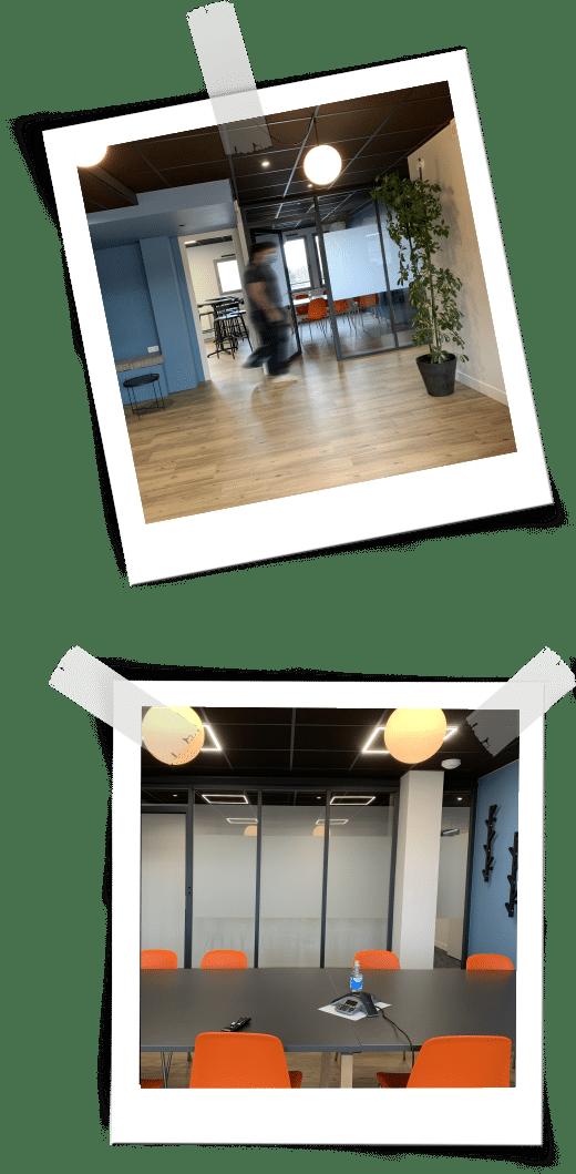 Bureau salle de réunion